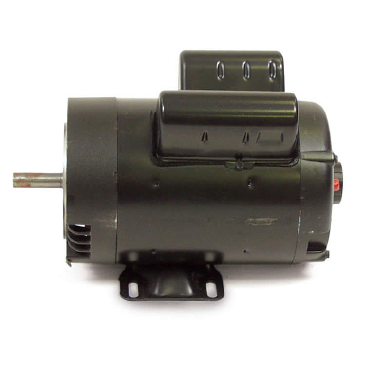 Ao smith electric motor tefc 1 phase 1 5 hp 1750 rpm 56c for Electric motor 1 5 hp