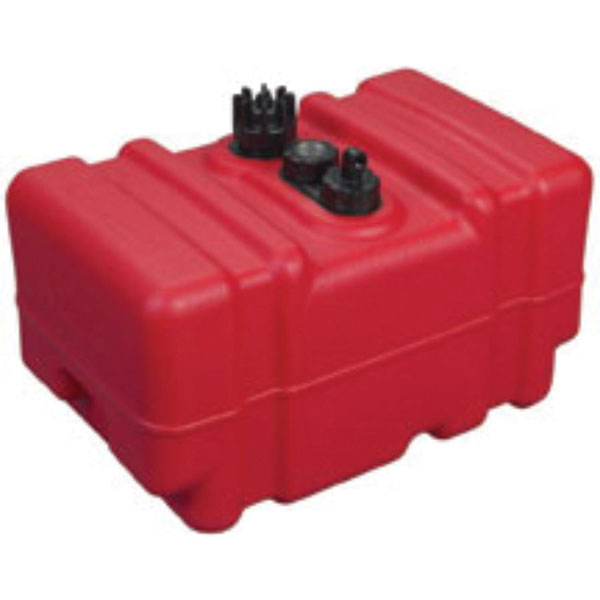 how to clean plastic gas tanks